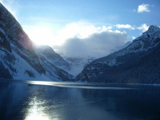 Lake Louise in Canada