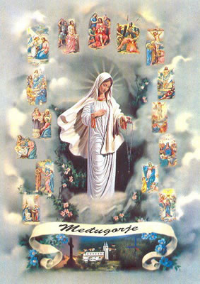 Blessed Virgin Mary at Medjugorje