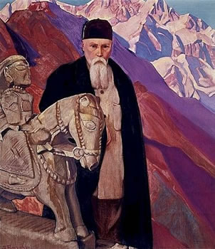 Ascended Master Nicholas Roerich