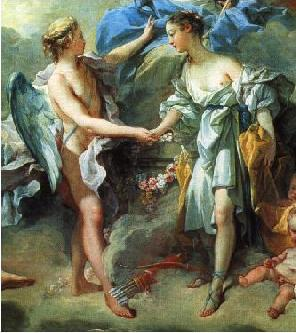 The Marriage of Amore and Psyche