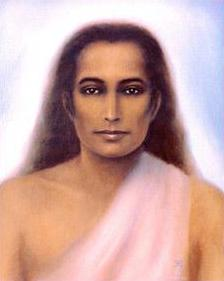Traditional Babaji portrait