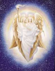 Archangel Gabriel and Hope