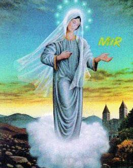 Mary at Medjugorje